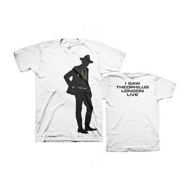 I Saw Theophilus London Live T-Shirt