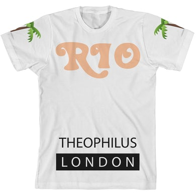 Theophilus London Rio T-Shirt