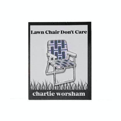 Charlie Worsham Lawn Chair Lapel Pin