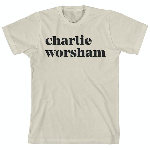 Charlie Worsham Simple Logo T-Shirt