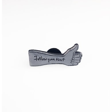 Charlie Worsham Follow Your Heart Pin