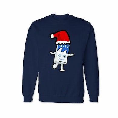 Blur Milky Christmas Jumper