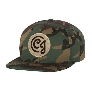 Chris Janson Camo Seal Hat