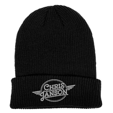 Chris Janson Wing Logo Beanie