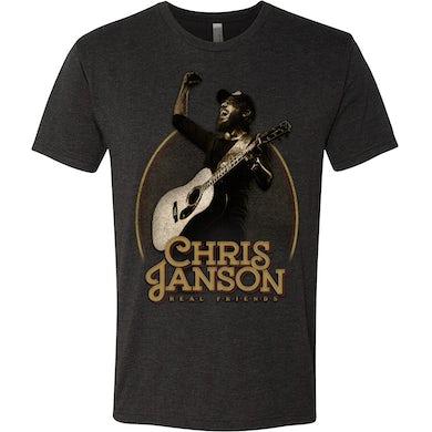 Chris Janson Real Friends T-Shirt