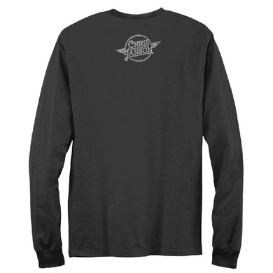 Chris Janson Buy Me A Boat Long-Sleeved T-Shirt
