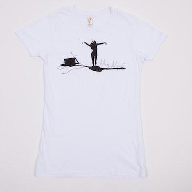 Meg Myers Dance Juniors T-Shirt