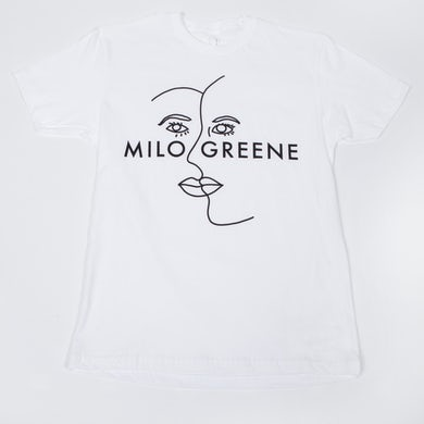 Milo Greene Two Faced T-Shirt