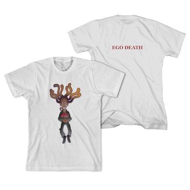 Ego Death White T-Shirt