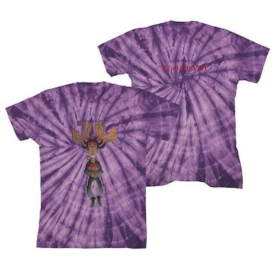 Ego Death Purple Ty Dye