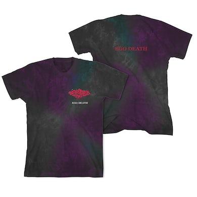 Ego Death Acid Wash T-shirt