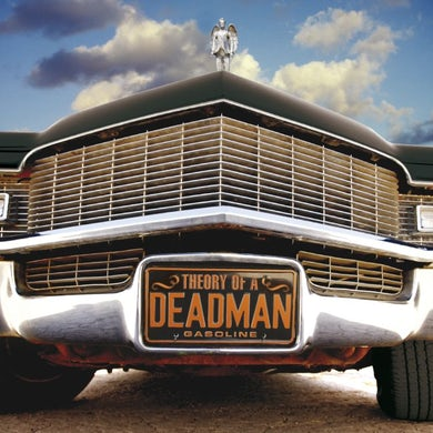 Theory of a Deadman Gasoline (CD)