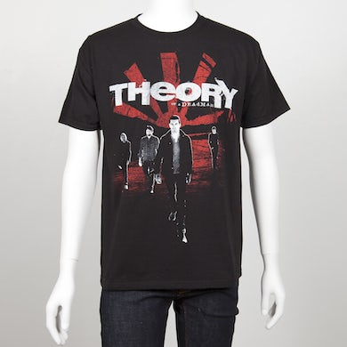 Theory of a Deadman Rays Photo T-shirt