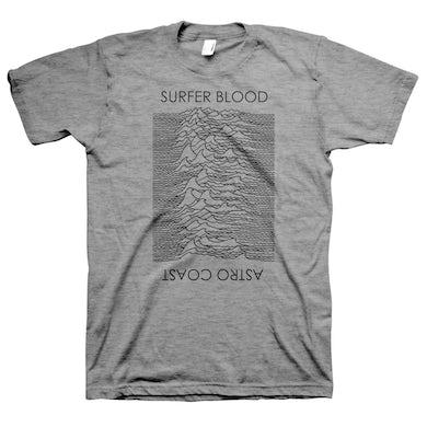 Surfer Blood Astro Coast T-Shirt