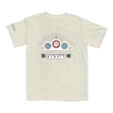 Winter of Mixed Drinks Anniversary Album Cover T-Shirt Cream