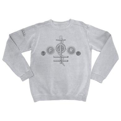 Winter of Mixed Drinks Anniversary Sweatshirt Grey