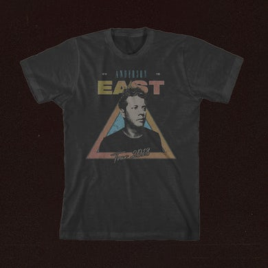 Anderson East Geo East T-Shirt