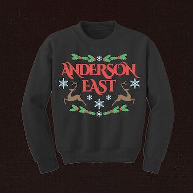 Anderson East Leaping Deer Crewneck