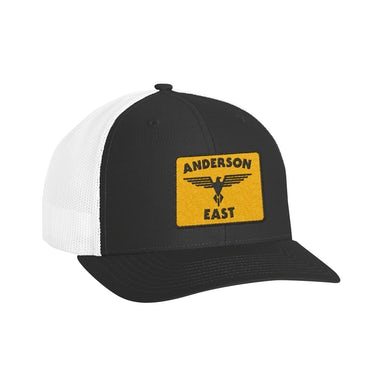 Anderson East Eagle Patches Hat