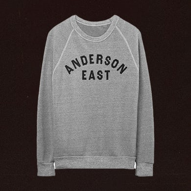 Anderson East Simple Text Crewneck