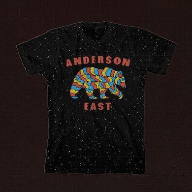 Anderson East Cascading Bear T-Shirt