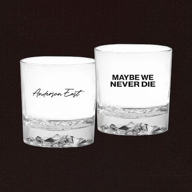 Anderson East MWND Whiskey Glass Set