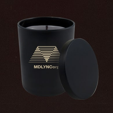 Anderson East MDLYN Corp Black Matte Candle