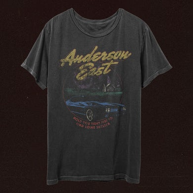 Anderson East Find Some Shelter T-Shirt