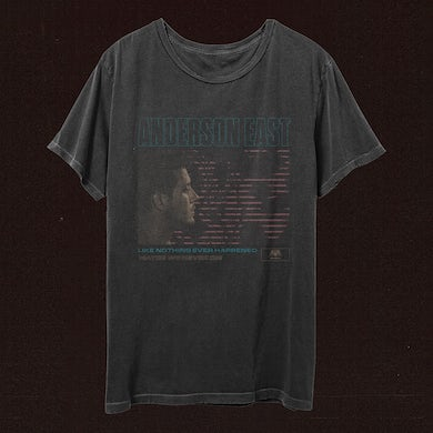 Anderson East Maybe We Never Die T-Shirt