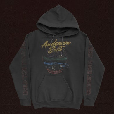 Anderson East Find Some Shelter Hoodie