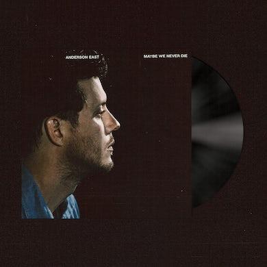 Anderson East Maybe We Never Die Standard Black Vinyl