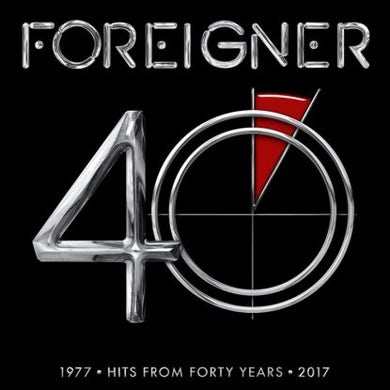 Foreigner 40 (2LP) (Vinyl)