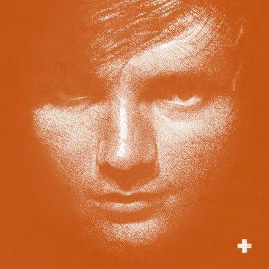 "Ed Sheeran ""+"" (Orange Vinyl LP)"