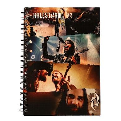 Halestorm Notebook Set