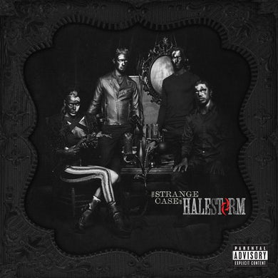 Halestorm The Strange Case Of... Deluxe Edition CD