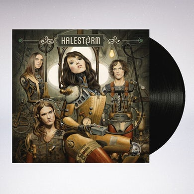 Halestorm Strange Case Of Vinyl Record