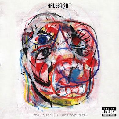 Halestorm ReAniMate 3.0: The CoVeRs eP Digital Album (Vinyl)