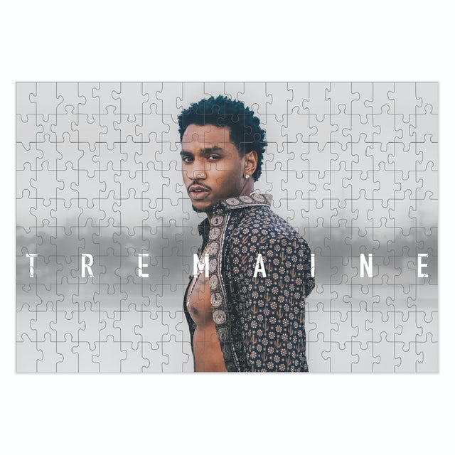 Trey Songz Tremaine The Album Cover Puzzle