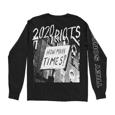 2020 Riots Black Long Sleeve T-Shirt