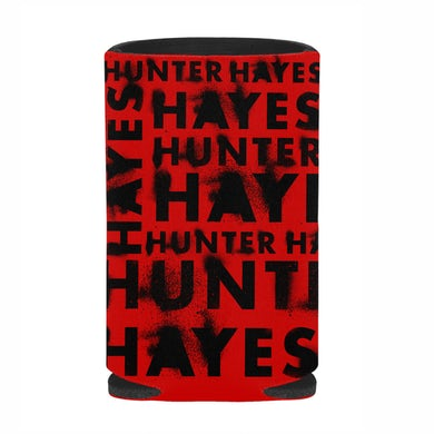Hunter Hayes Logo Can Insulator