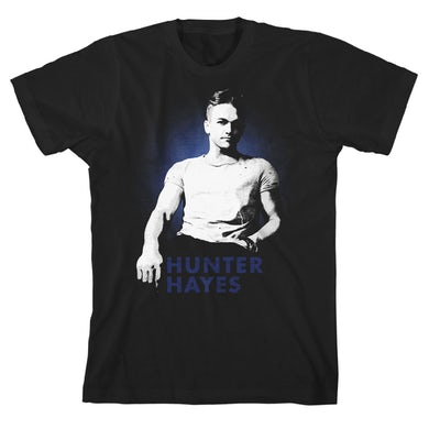 Hunter Hayes Street Car Glow T-Shirt