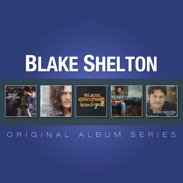 Blake Shelton Original Album Series 5 CD Set