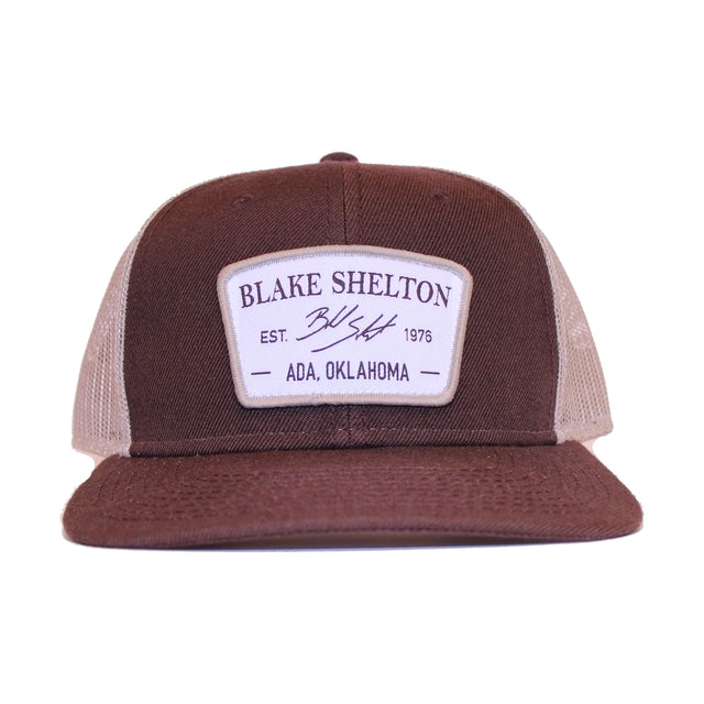 Blake Shelton Signature Flatbill Hat
