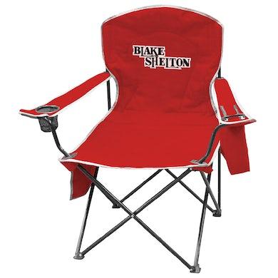 Blake Shelton Logo Tailgate Chair