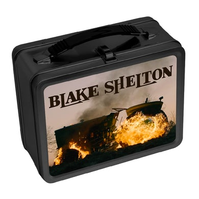 Blake Shelton God's Country Lunchbox