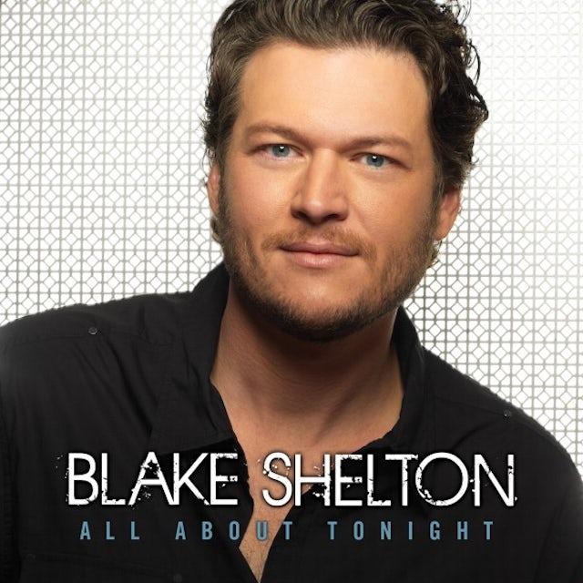 Blake Shelton All About Tonight SIX PAK CD