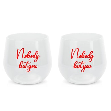 Blake Shelton Nobody But You Wine Cup Set