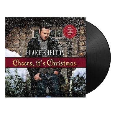 Blake Shelton Cheers, It's Christmas (Deluxe) Vinyl