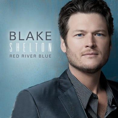 Blake Shelton Red River Blue CD