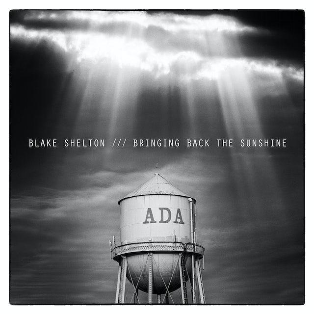 Blake Shelton BRINGING BACK THE SUNSHINE CD